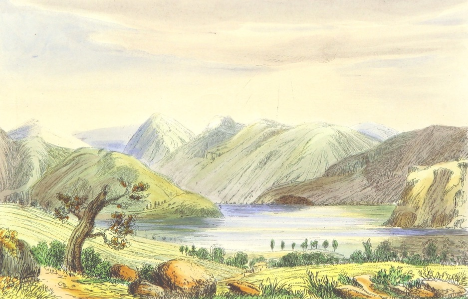 The Lakes of England - Ennerdale Lake from the North East (1869)