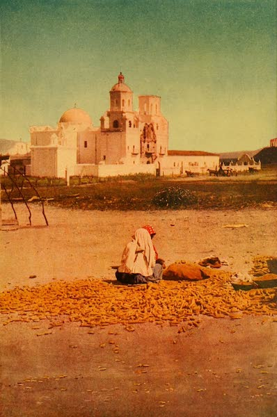 The Land of Living Color - The Last of the Arizona Missions (1915)
