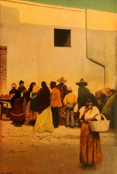 The Land of Living Color - Just Across the Line in Mexico (1915)