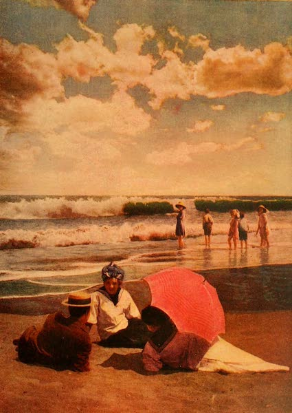 The Land of Living Color - The Sands of Summer-Time (1915)