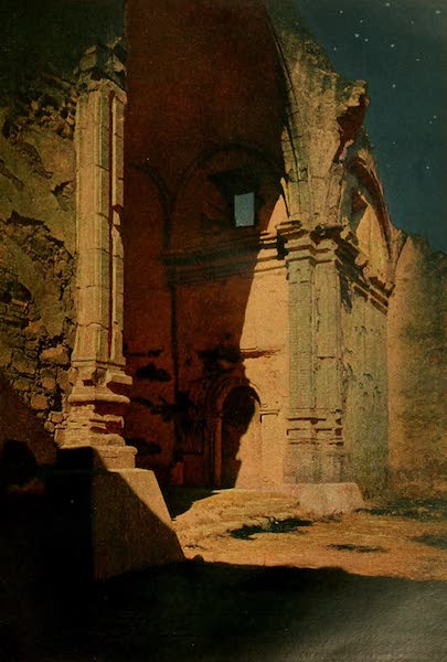 The Land of Living Color - The Mission of San Juan Capistrano (1915)