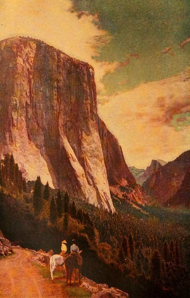 The Land of Living Color - The Captain of the Yosemite (1915)