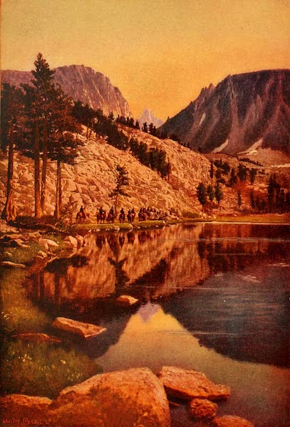 The Land of Living Color - The American Mont Blanc (1915)