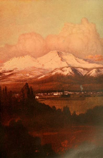 The Land of Living Color - The Pagan Altar of Mount Shasta (1915)