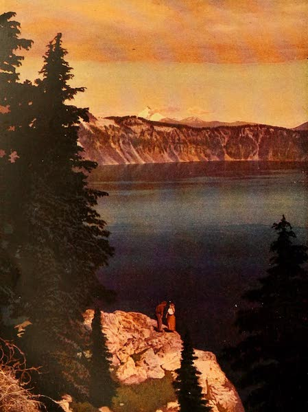 The Land of Living Color - The Jewel of the Cascades (1915)
