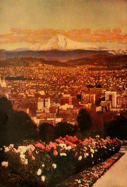 The Land of Living Color - Portland, the City of Roses (1915)