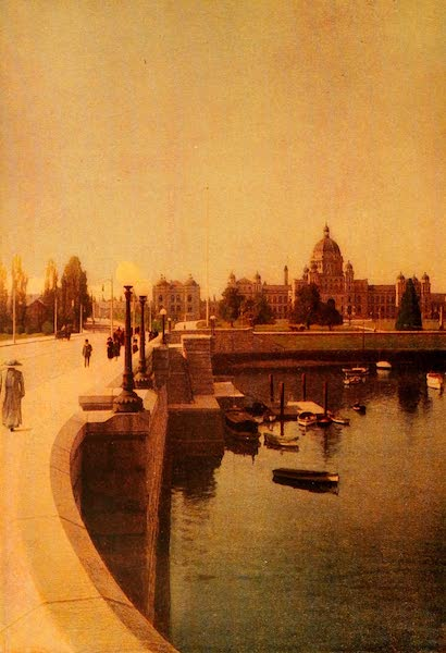The Land of Living Color - Parliamentary Palaces in Victoria (1915)