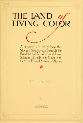Chromolithography - The Land of Living Color