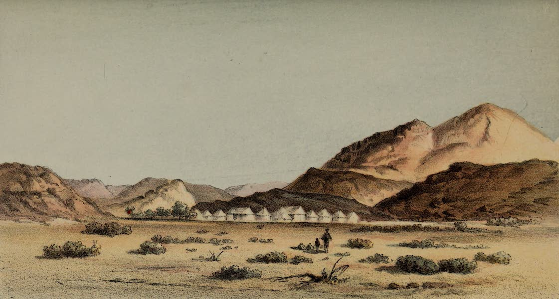 The Land of Midian (Revisited) Vol. 1 - The White Mountain (Jebel El-Abyaz) (1879)