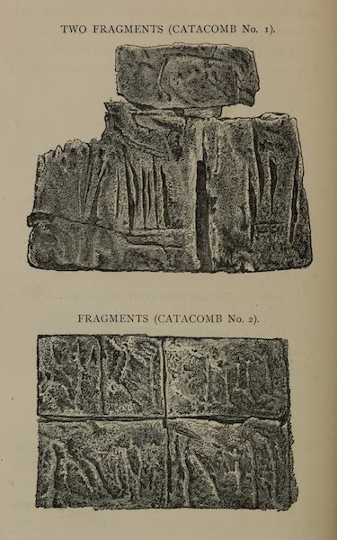 The Land of Midian (Revisited) Vol. 1 - Two Fragments (Catacomb No. 1) and Fragments (Catacomb No. 2) (1879)