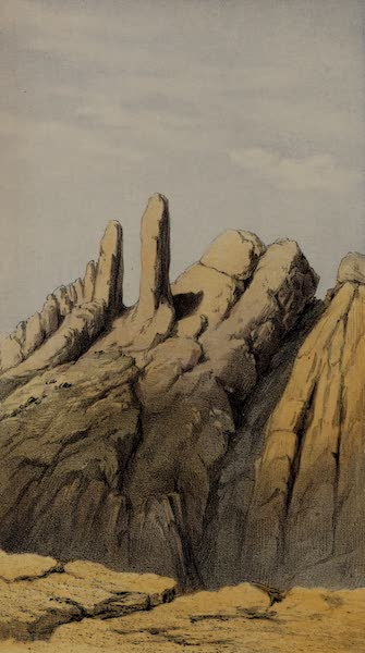 The Land of Midian (Revisited) Vol. 2 - Pins of the Share (6,000 Feet High) (1879)