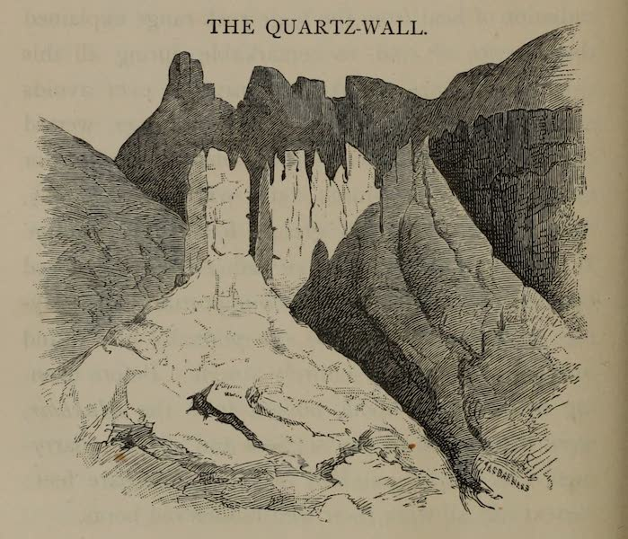 The Land of Midian (Revisited) Vol. 2 - The Quartz Wall (1879)