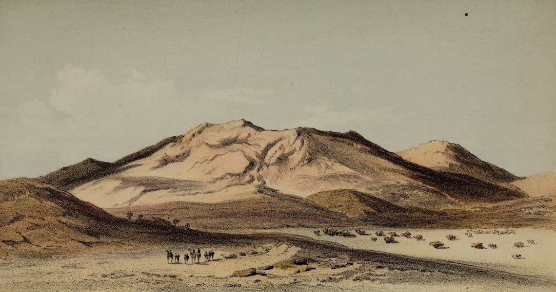 The Land of Midian (Revisited) Vol. 2 - Umm El-Karayyat (Worked by Ancients) (1879)