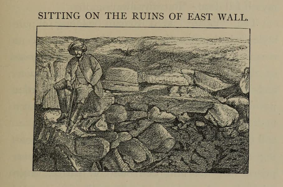 The Land of Midian (Revisited) Vol. 2 - Sitting on the Ruins of the West Wall (1879)