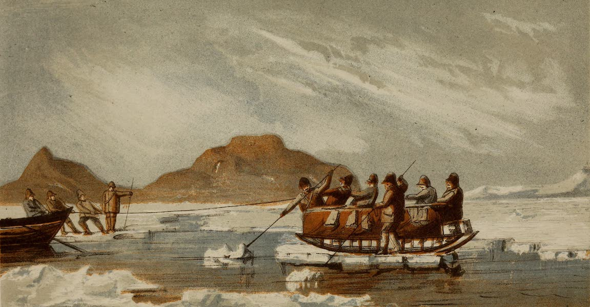 The Last of the Arctic Voyages Vol. 1 - Novel Ferry (1855)