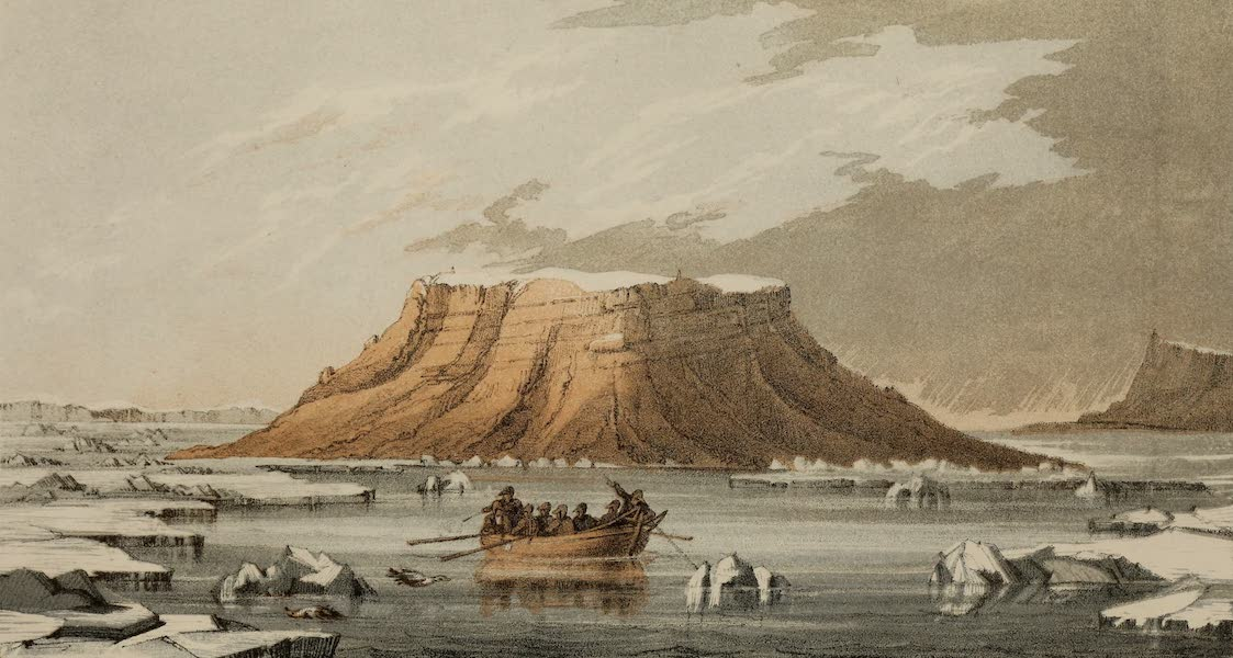The Last of the Arctic Voyages Vol. 1 - Exmouth Island (1855)