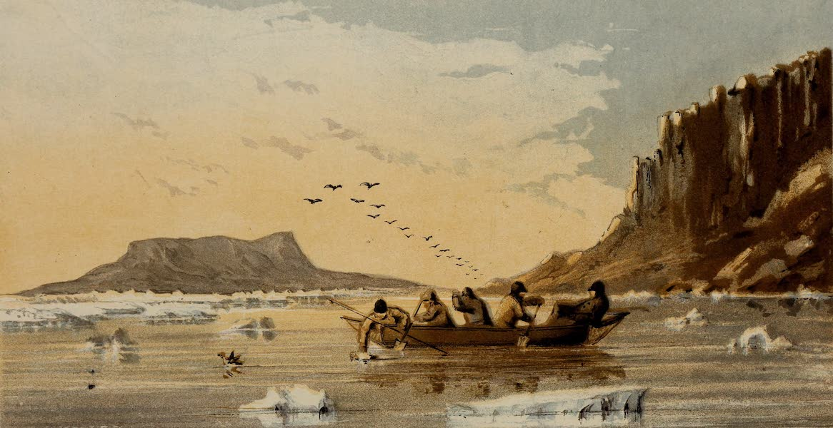 Duck Shooting in Oomiak
