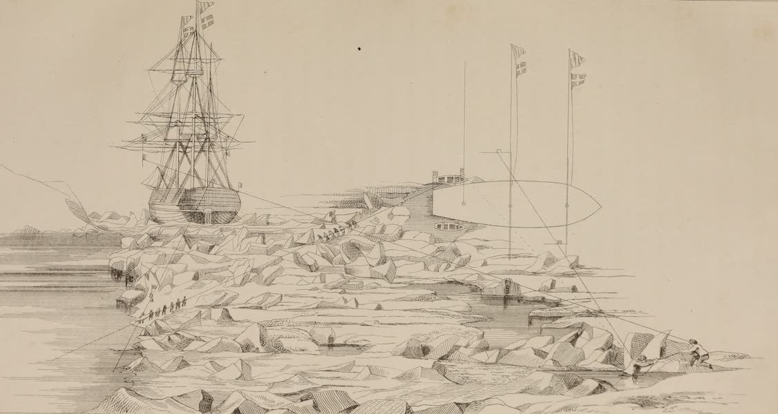 The Last of the Arctic Voyages Vol. 1 - Direction Signals Where Obstacles Intervene (1855)