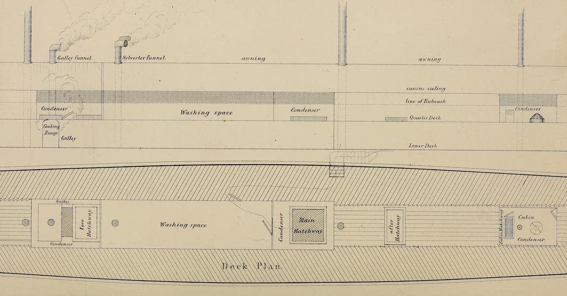 Upper Deck Fittings 1853-4