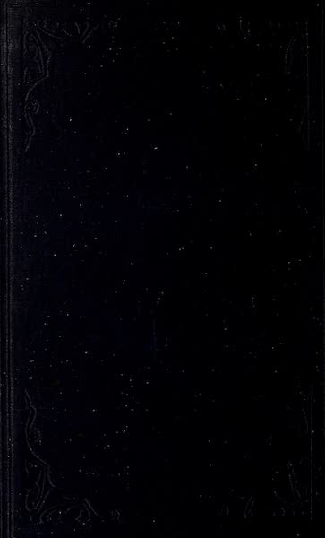 The Last of the Arctic Voyages Vol. 2 - Back Cover (1855)