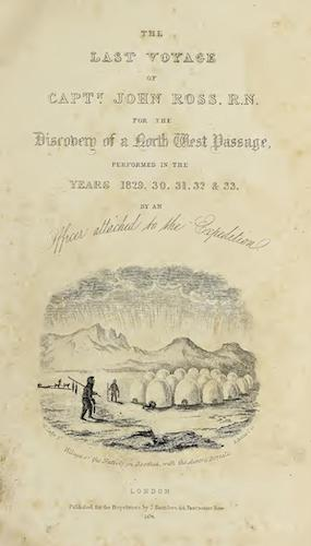 Exploration - The Last Voyage of Capt. Sir John Ross