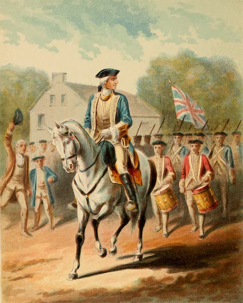The Life of George Washington - Off to the Front - April 2, 1754 (1893)
