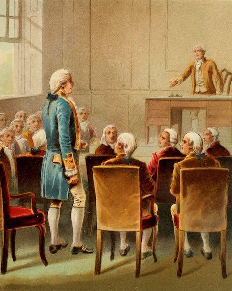 The Life of George Washington - Washington chosen for Commander-in-Chief (1893)