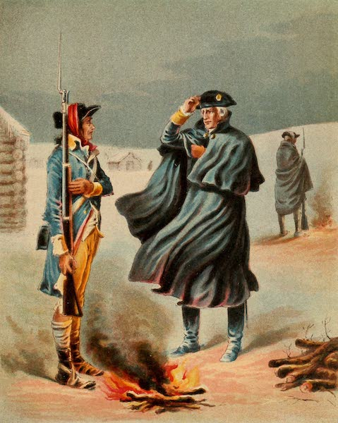 The Life of George Washington - Winter at Valley Forge (1893)