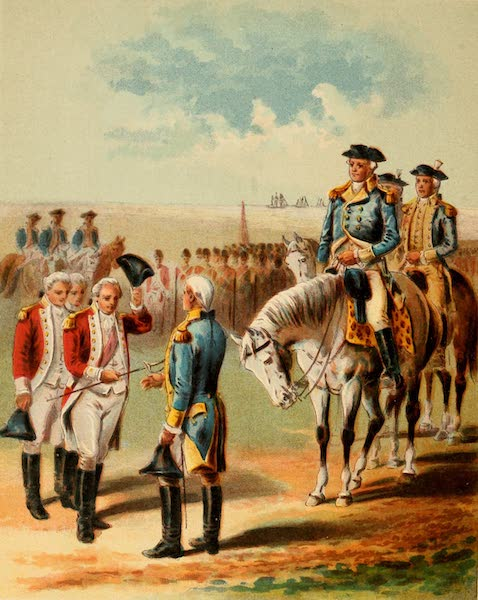 The Life of George Washington - The Surrender at Yorktown (1893)