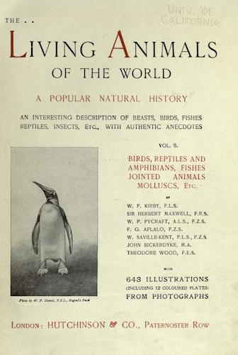 California Digital Library - The Living Animals of the World Vol. 2