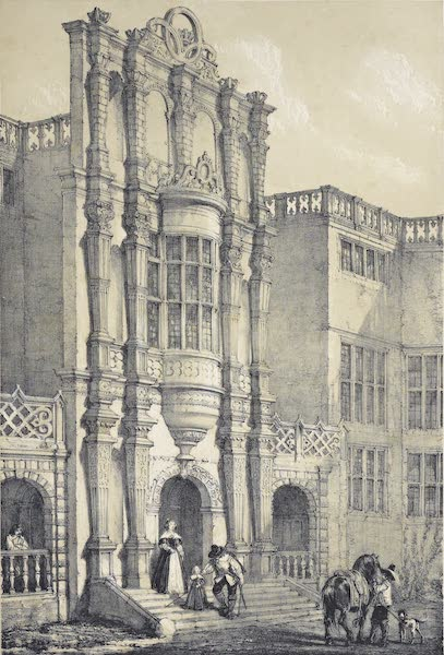 The Mansions of England in the Olden Time Vol. 1 - Bramshill, Hants (1839)