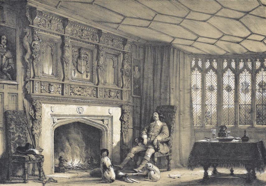 The Mansions of England in the Olden Time Vol. 1 - Southam, Gloucestershire (1839)
