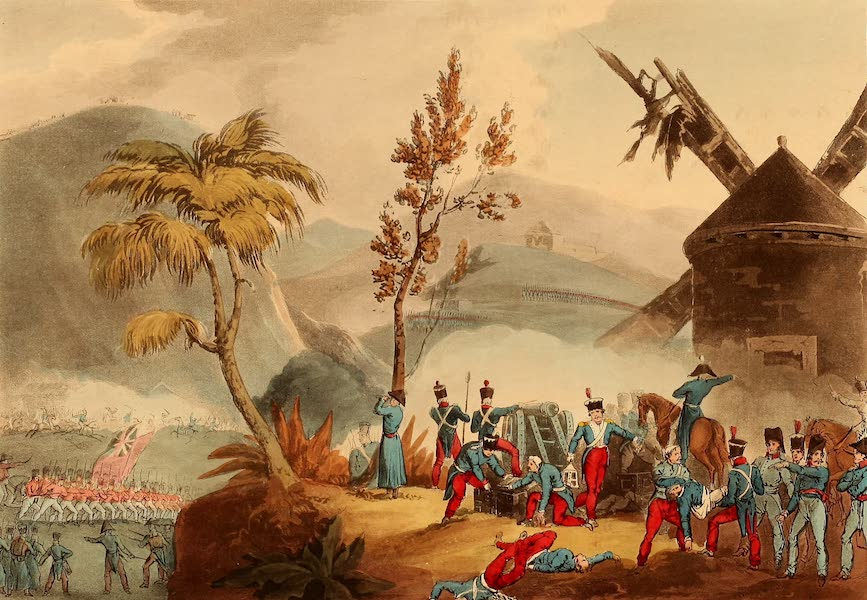 The Martial Achievements of Great Britain - Battle of Roleia - Aug 17th 1808 (1815)