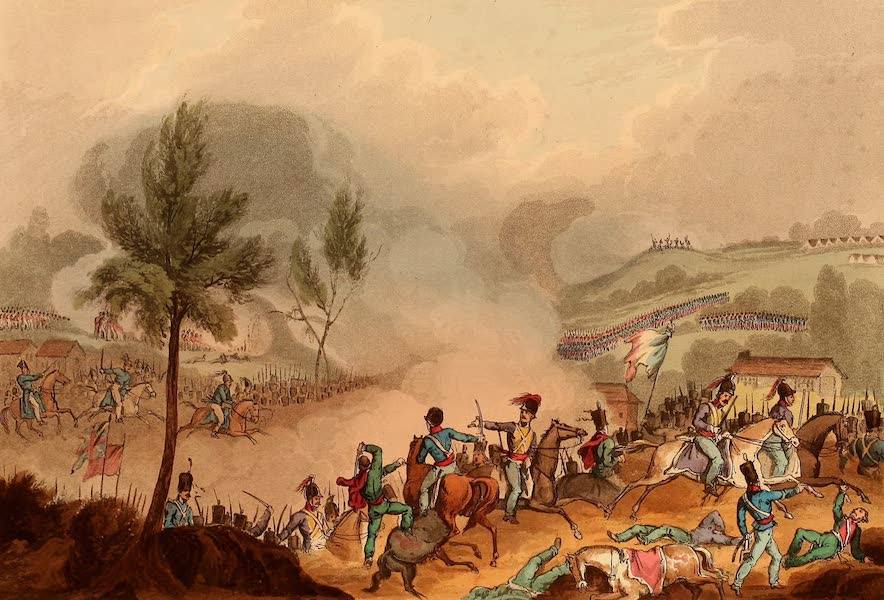 The Martial Achievements of Great Britain - Battle of Grigo - May 11th 1809 (1815)