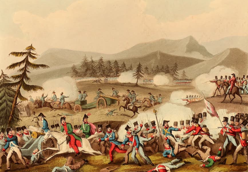 The Martial Achievements of Great Britain - Battle of Barrosa, March 5th 1811 (1815)