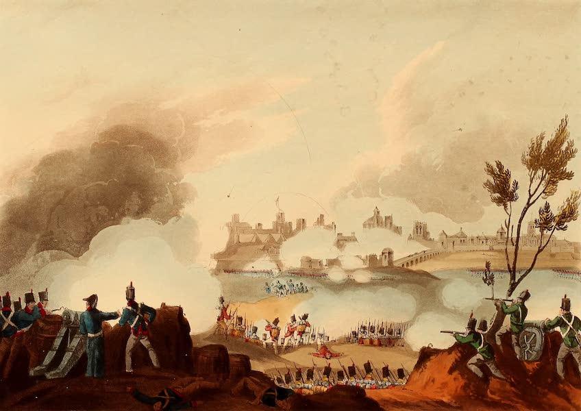 The Martial Achievements of Great Britain - Siege of Badajoz, June 1811 (1815)