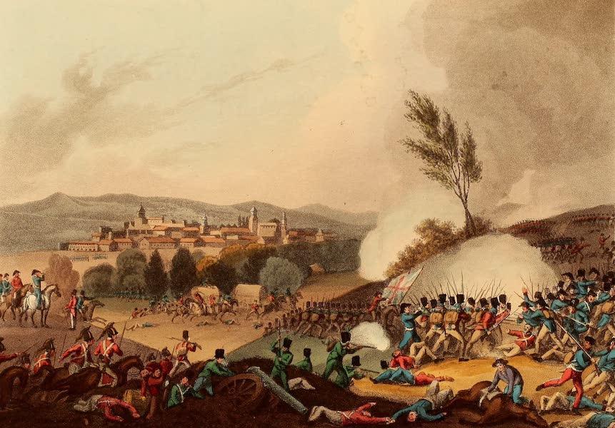 The Martial Achievements of Great Britain - Battle of Vittoria, June 21, 1813 (1815)