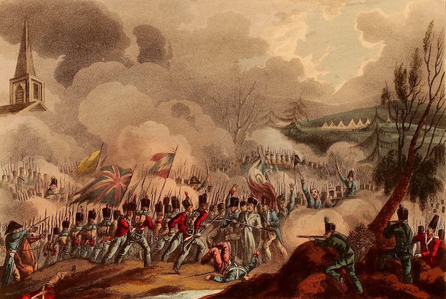 The Martial Achievements of Great Britain - Battle of St. Jean de Luz - Dec 10th 1813 (1815)