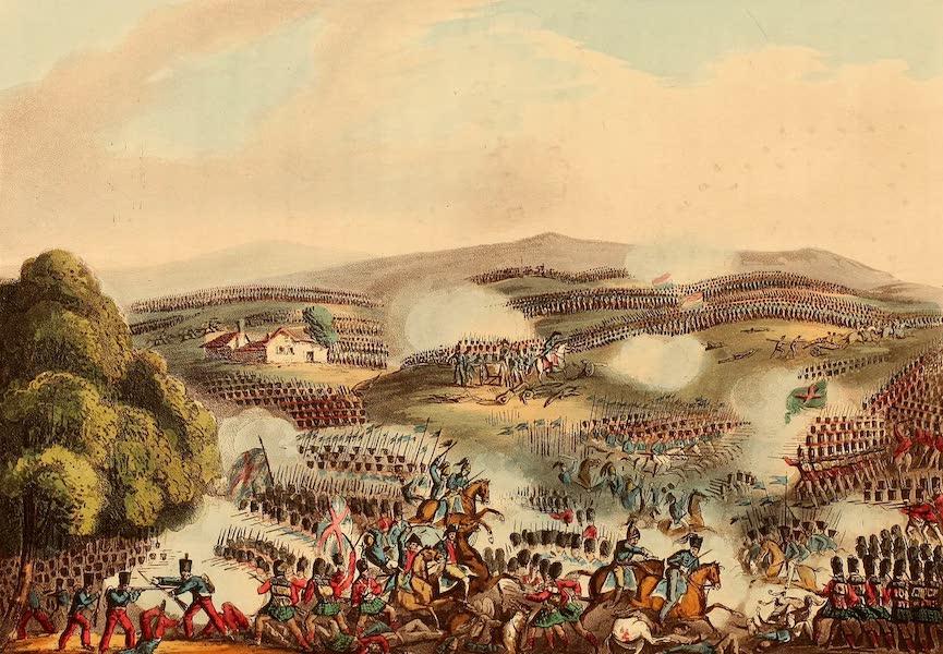 The Martial Achievements of Great Britain - Battle of Quarter Bras - June 16th 1815 (1815)
