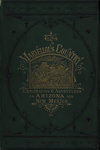 Getty Research Institute - The Marvellous Country : or, Three Years in Arizona and New Mexico
