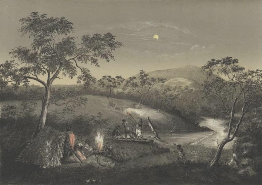 The Melbourne Album - Merry Creek. (Plenty Ranges 1864) (1864)