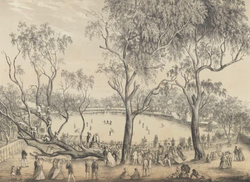 The Melbourne Album - Melbourne Cricket Ground (1864) (1864)