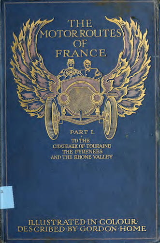 California Digital Library - The Motor Routes of France