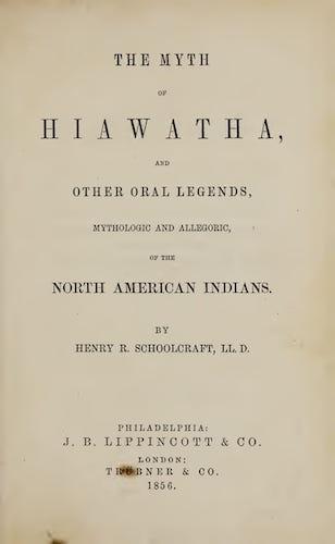 The Myth of Hiawatha