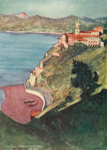 The Naples Riviera - Pozzano (1908)