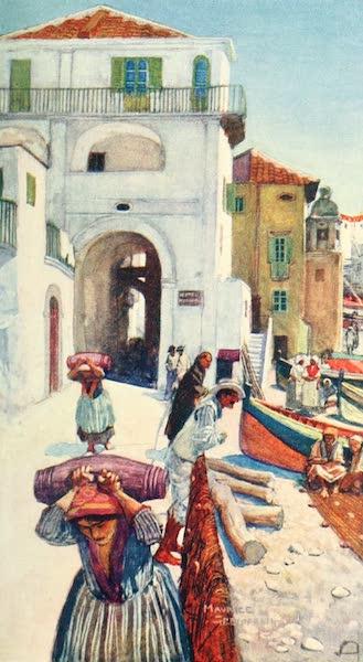 The Naples Riviera - Amalfi (1908)