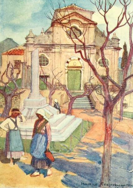 The Naples Riviera - Ravello : Il Duomo (1908)