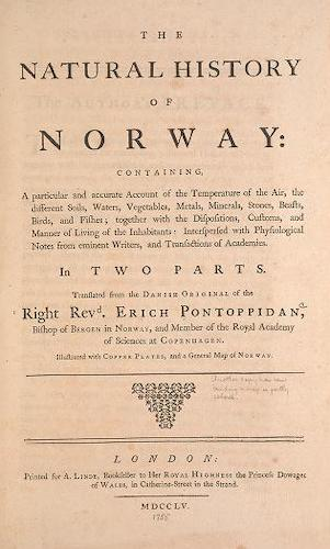 Geology - The Natural History of Norway