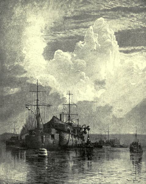 The Naval Front - Our Fathers have told us : Milestones in Naval History (1920)