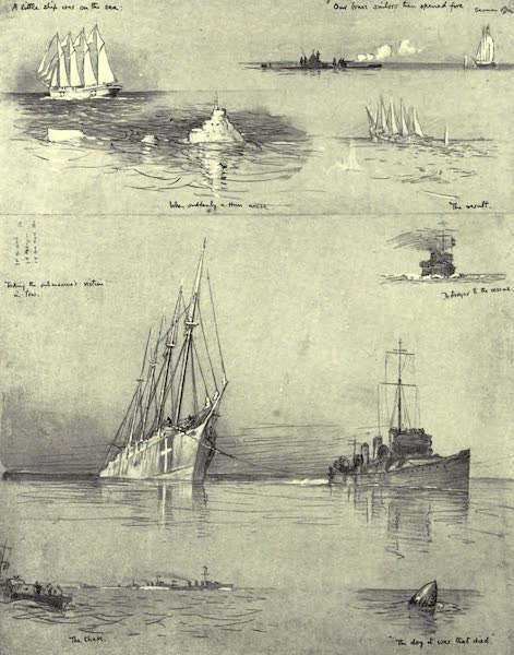 The Naval Front - An Epic of the Sea (1920)